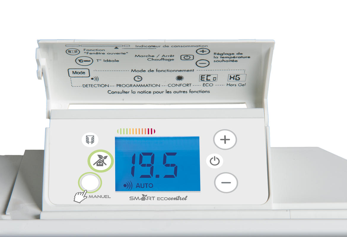 PALAZZIO Horizontal Smart ECOcontrol