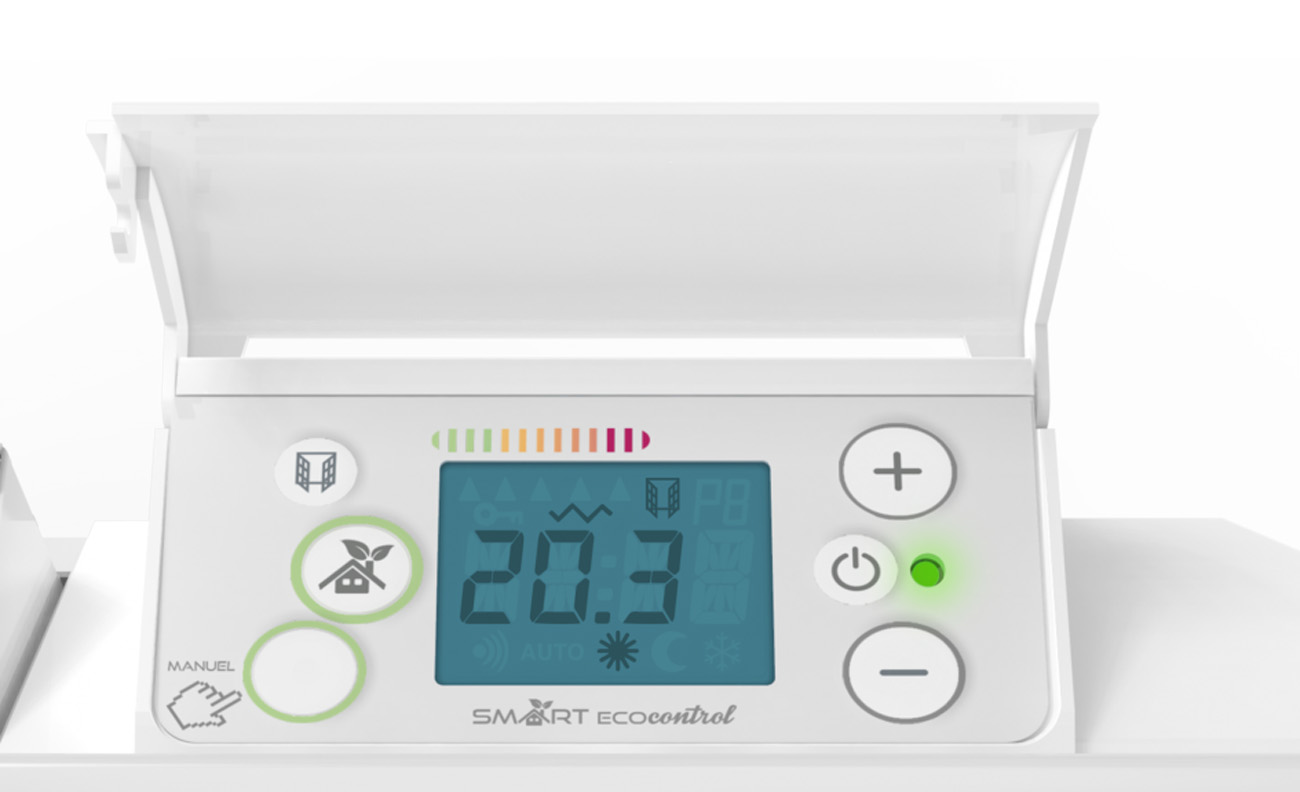 AXIOM Horizontal Smart ECOcontrol