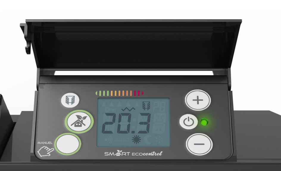 BELLAGIO Bas Smart ECOcontrol Anthracite