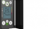 BELLAGIO Vertical Smart ECOcontrol Anthracite