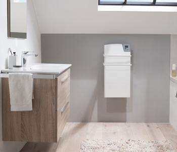 radiateur soufflant salle de bain chauffage elec. Black Bedroom Furniture Sets. Home Design Ideas