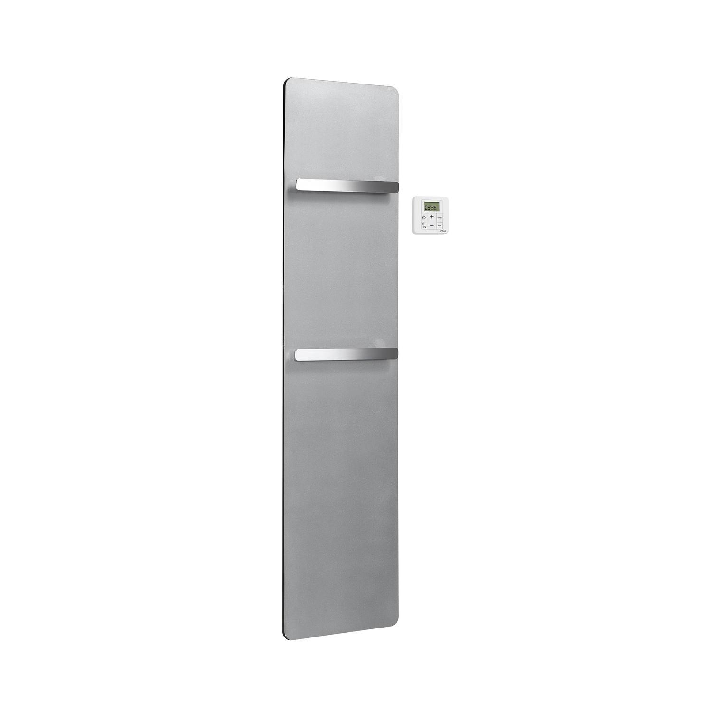 radiateur s che serviettes plume aluminium anodis acova chauffage elec. Black Bedroom Furniture Sets. Home Design Ideas