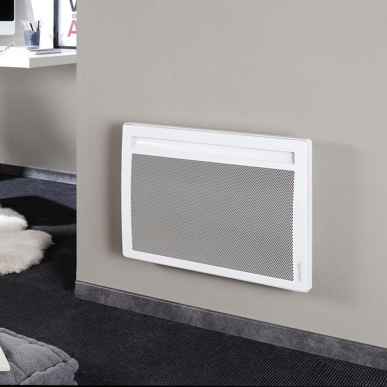 panneau rayonnant solius horizontal atlantic chauffage elec. Black Bedroom Furniture Sets. Home Design Ideas