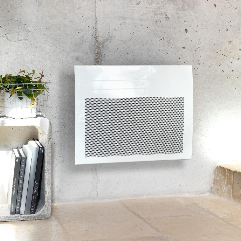 panneau rayonnant solius digital horizontal atlantic chauffage elec. Black Bedroom Furniture Sets. Home Design Ideas