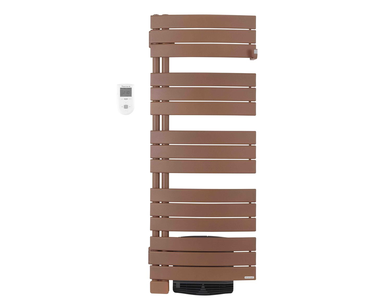 radiateur s che serviettes allure soufflerie pivotant gauche couleur thermor chauffage elec. Black Bedroom Furniture Sets. Home Design Ideas