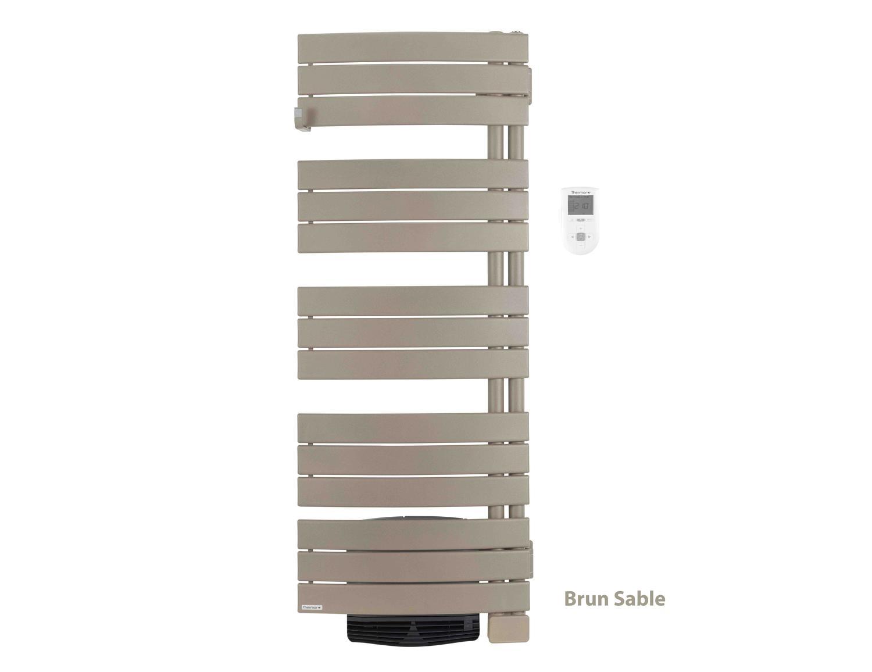 radiateur s che serviettes allure soufflerie pivotant droite couleur thermor chauffage elec. Black Bedroom Furniture Sets. Home Design Ideas
