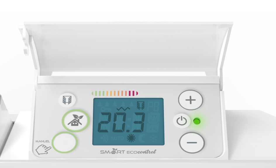 ACTIFONTE Horizontal Smart EcoControl